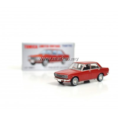TOMICA LIMITED VINTAGE LV-168A BLUEBIRD SSS (RED) 69 YEARS