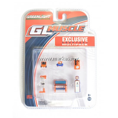 GREENLIGHT GLMUSCLE EXCLUSIVE SHOPTOOL MULTIPACK 1