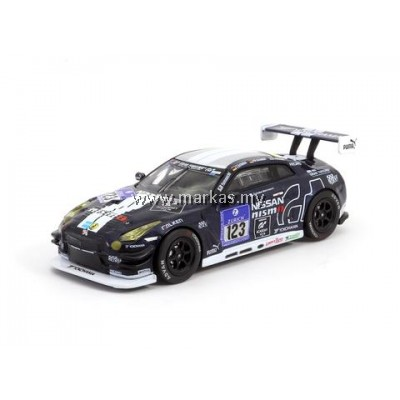 TARMAC WORKS 1/64 NISSAN GT-R NISMO GT3 NURBURGRING 24H 2013 #123 SONY GT SPORT SPECIAL