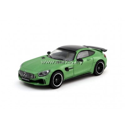 TARMAC WORKS MERCEDES AMG GT R - GREEN HELL MAGNO