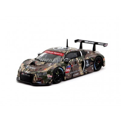 TARMAC WORKS 1/64 AUDI RS3 LMS CUP 2016 -TAIWAN AAPE / PHOENIX RACING ASIA - MARCHY LEE