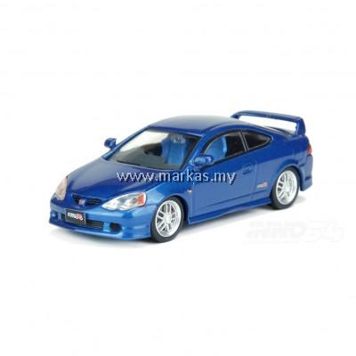 INNO MODELS INNO64 1/64 HONDA INTEGRA TYPE R DC5 2002 METALLIC BLUE