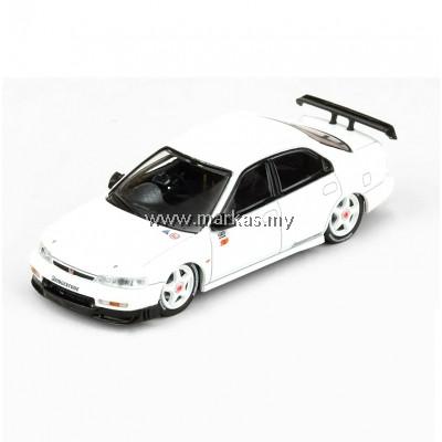 INNO MODELS INNO64 1/64 HONDA ACCORD MUGEN JTCC TEST CAR 1996