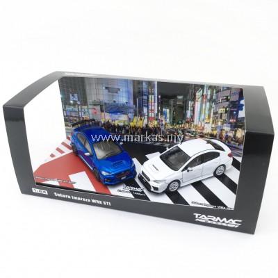 TARMAC WORKS 1/64 SUBARU IMPREZA WRX STI S207 S208 BOXSET TOKYO AUTO SALON 2019 SPECIALS