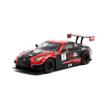 TARMAC WORKS 1/64 NISSAN GTR NISMO GT3 ERACING GRAND PRIX HONG KONG SPECIAL EDITION