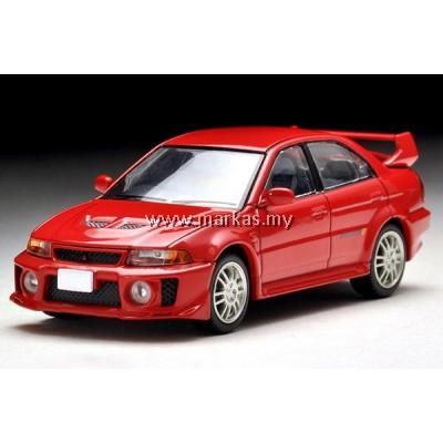 TOMICA LIMITED VINTAGE 1/64 LV-N187B MITSUBISHI GSR LANCER EVOLUTION V (RED)