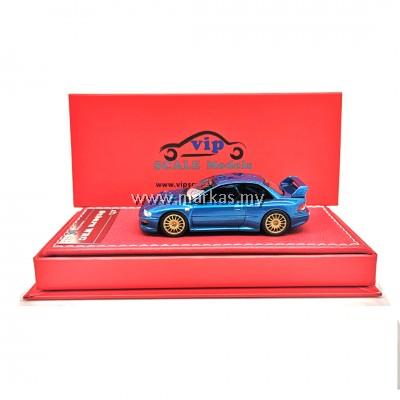 (PO) VIP MODELS 1/64 SUBARU WRC 22B ( STANDARD )