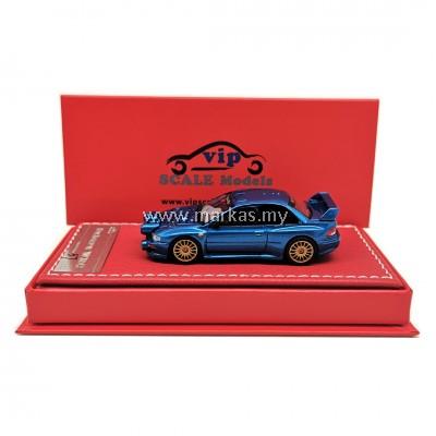 (PO) VIP MODELS 1/64 SUBARU WRC 22B (STANDARD WITH LIGHT POD)