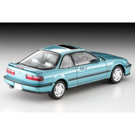 TOMICA LIMITED VINTAGE LV-N193B HONDA INTEGRA 3 DOOR COUPE XSI (BLUE)