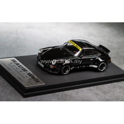 (PO) MODEL COLLECT 1/60 RWB PORSCHE 930 DUCKTAIL METALLIC BLACK