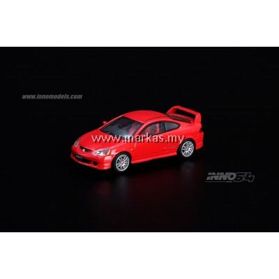 (PO) INNO MODELS INNO64 1/64 HONDA INTEGRA TYPE R DC5 RED