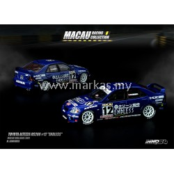 INNO MODELS INNO64 1/64 TOYOTA ALTEZZA RS200 #12 ENDLESS