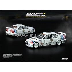 "INNO MODELS INNO64 1/64 BMW E36 320I #1 ""WARSTEINER"""